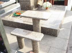 Столик гранит №012