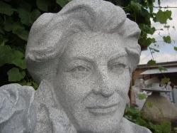 Скульптура из гранита Янцевского №6