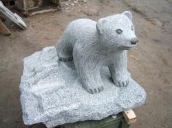 Скульптура из Покостовки Умка №06