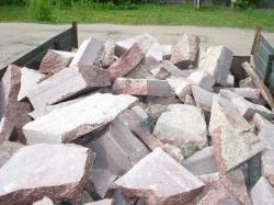 Бутовый камень № 0 6