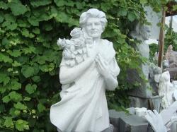 Скульптура из гранита Янцевского №7