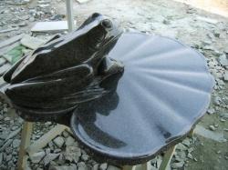 Скульптура из Маславки Лягушка №010
