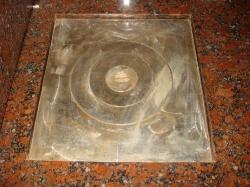 Камин-барбекю из Капустянского гранита №7