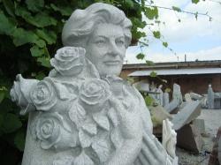 Скульптура из гранита Янцевского №5